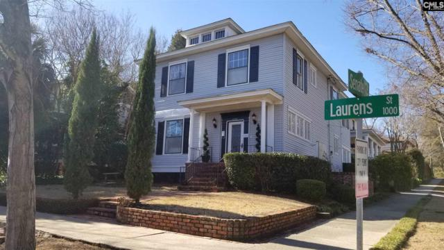 1031 Laurens Street, Columbia, SC 29201 (MLS #440069) :: EXIT Real Estate Consultants