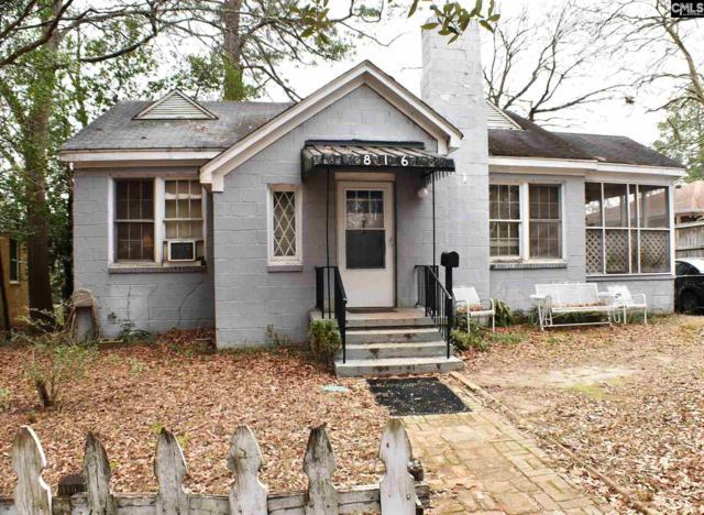 816 Wildwood Avenue, Columbia, SC 29203 (MLS #441873) :: EXIT Real Estate Consultants