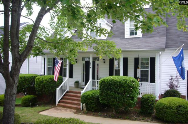 204 Hunting View Drive, Irmo, SC 29063 (MLS #441891) :: Exit Real Estate Consultants