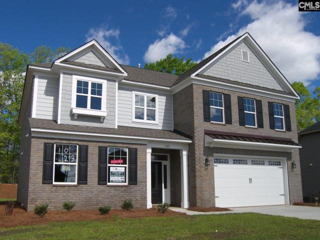 545 Compass Rose Way, Irmo, SC 29063 (MLS #441898) :: Exit Real Estate Consultants