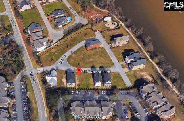 116 Riverwalk Circle #14, West Columbia, SC 29169 (MLS #442530) :: EXIT Real Estate Consultants