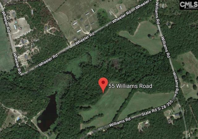 55 Williams Road, Camden, SC 29020 (MLS #443443) :: RE/MAX Real Estate Consultants