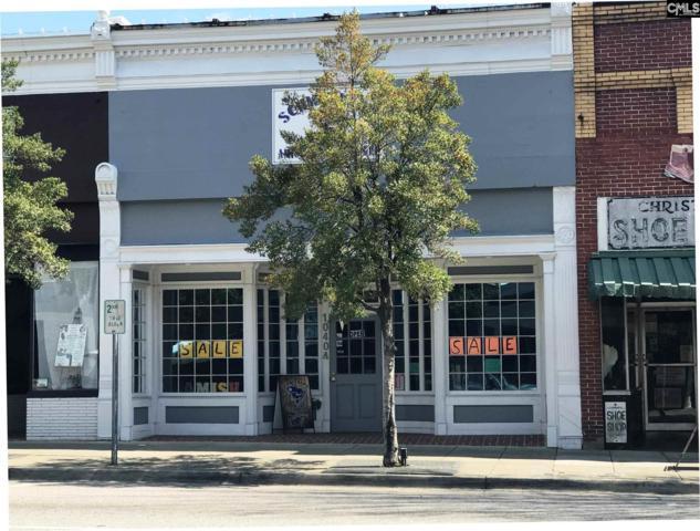 1040 A Broad Street, Camden, SC 29020 (MLS #443533) :: Home Advantage Realty, LLC