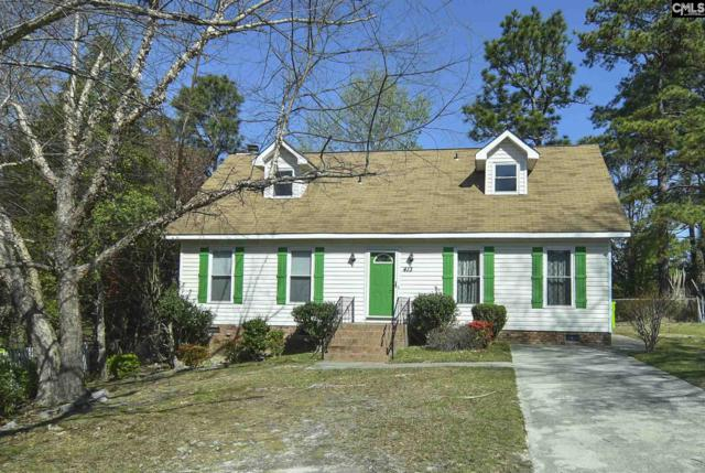 413 Sheridan Drive, Columbia, SC 29223 (MLS #444007) :: Home Advantage Realty, LLC