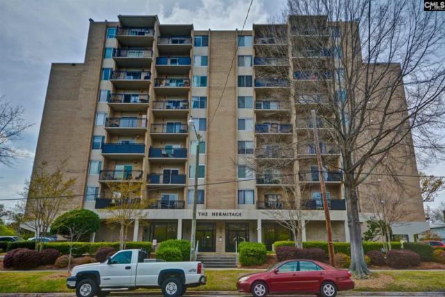 619 King Street #710, Columbia, SC 29205 (MLS #444544) :: EXIT Real Estate Consultants