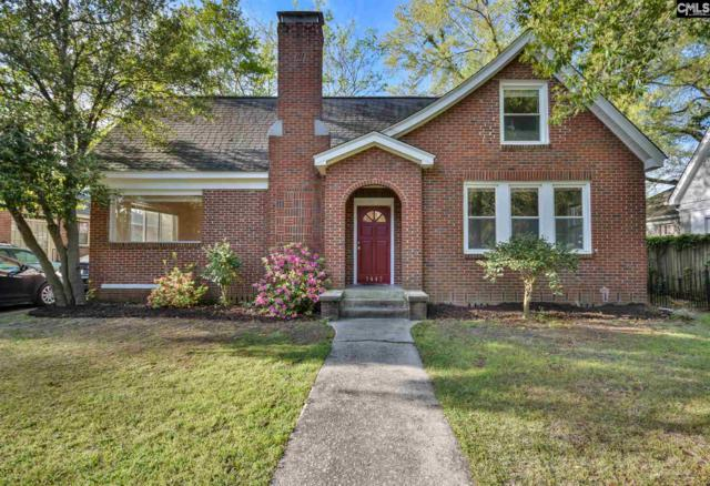 3442 Blossom Street, Columbia, SC 29205 (MLS #444948) :: Home Advantage Realty, LLC