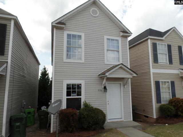 536 Summit Terrace Court, Columbia, SC 29229 (MLS #445476) :: EXIT Real Estate Consultants