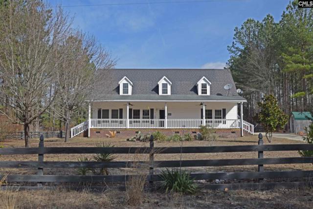 1390 Springhill Road, Camden, SC 29020 (MLS #446347) :: Home Advantage Realty, LLC