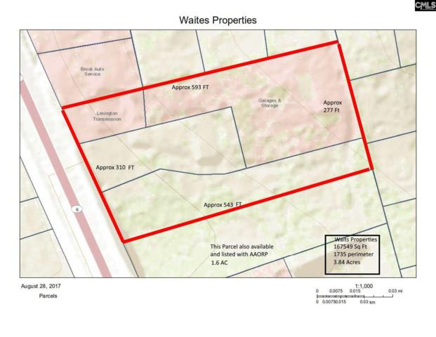 1747 South Lake Drive, Lexington, SC 29073 (MLS #446505) :: The Olivia Cooley Group at Keller Williams Realty