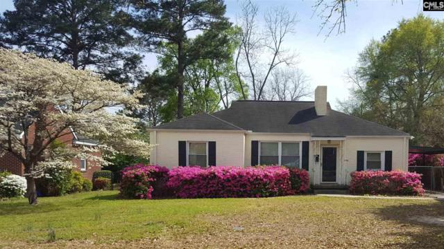3706 Moss Avenue, Columbia, SC 29205 (MLS #447009) :: RE/MAX AT THE LAKE