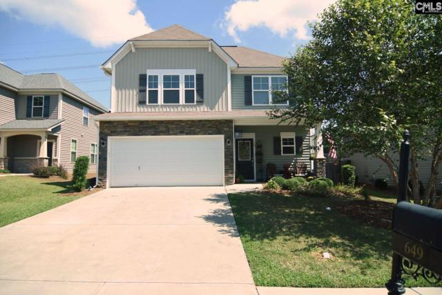 649 Clover View Drive, Chapin, SC 29036 (MLS #447385) :: EXIT Real Estate Consultants