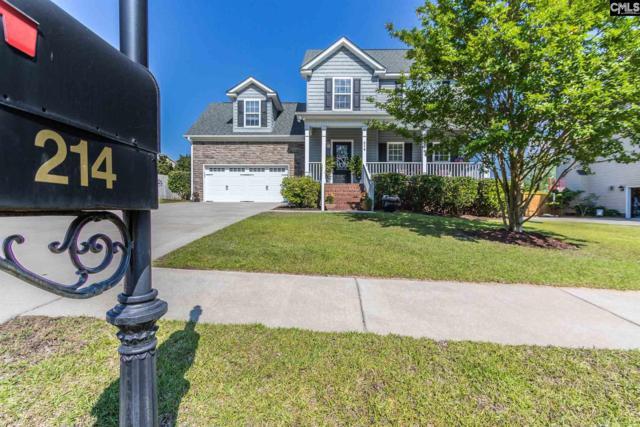 214 Southberry Lane, Lexington, SC 29072 (MLS #447873) :: EXIT Real Estate Consultants