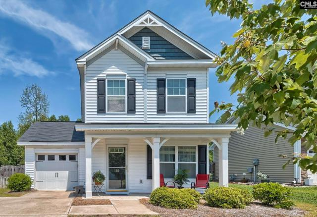 156 Ridge Terrace Lane, Lexington, SC 29073 (MLS #448169) :: EXIT Real Estate Consultants