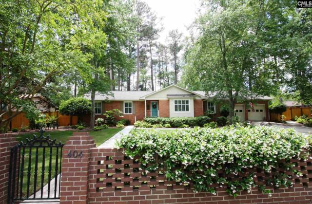 404 Fireside Drive, Columbia, SC 29212 (MLS #448317) :: RE/MAX AT THE LAKE