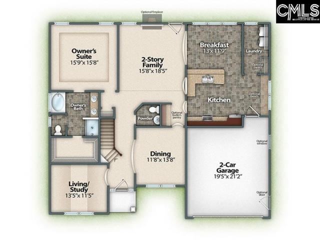 820 Pepper Vine Court #131, Lexington, SC 29073 (MLS #448501) :: EXIT Real Estate Consultants
