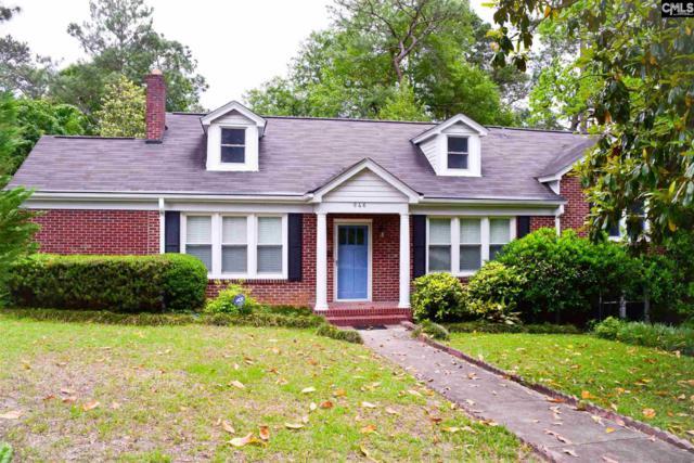 846 Arbutus Drive, Columbia, SC 29205 (MLS #448723) :: The Olivia Cooley Group at Keller Williams Realty