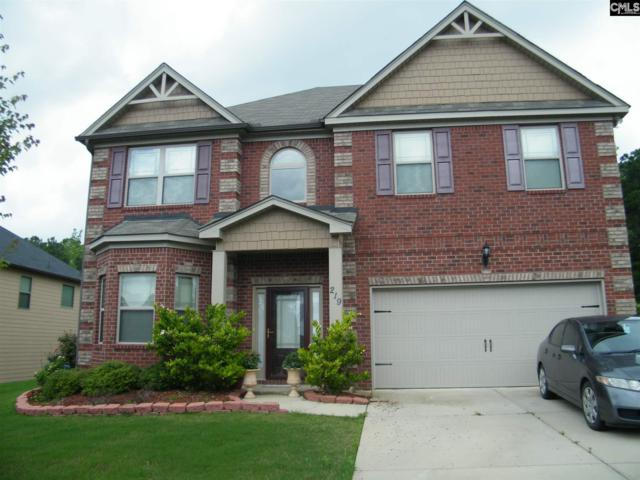 219 View Drive, Blythewood, SC 29016 (MLS #448782) :: The Olivia Cooley Group at Keller Williams Realty