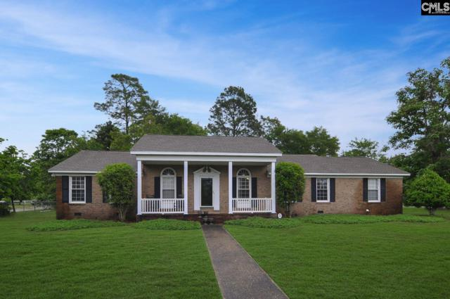 307 Cool Springs Drive, Camden, SC 29020 (MLS #448794) :: EXIT Real Estate Consultants