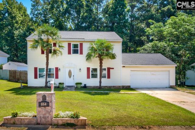 864 Bentley Drive, Lexington, SC 29072 (MLS #450502) :: Home Advantage Realty, LLC