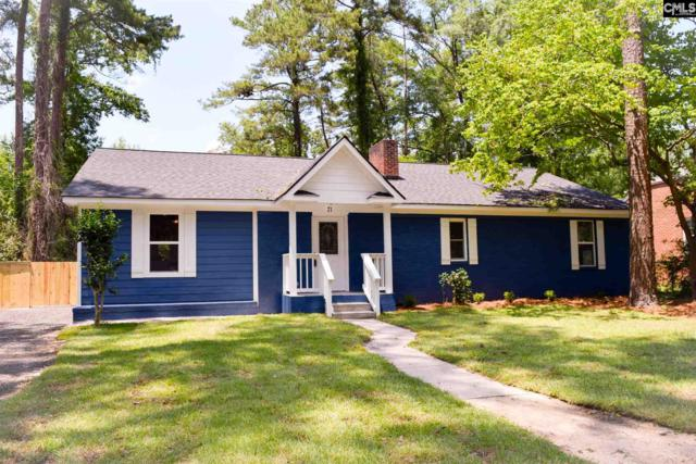71 Downing Street, Columbia, SC 29209 (MLS #450874) :: The Olivia Cooley Group at Keller Williams Realty