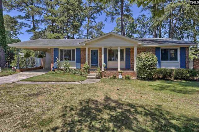 4103 Lantana Drive, Columbia, SC 29205 (MLS #452101) :: The Olivia Cooley Group at Keller Williams Realty