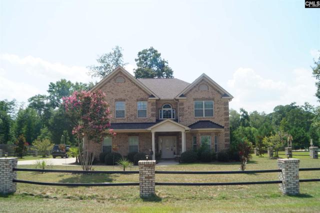 115 Hackamore Lane, Camden, SC 29020 (MLS #452776) :: EXIT Real Estate Consultants