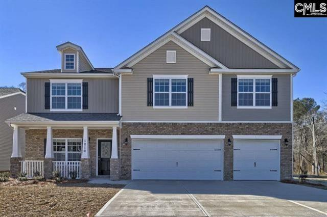 404 Rolling Shoals Court #59, Lexington, SC 29072 (MLS #454220) :: The Olivia Cooley Group at Keller Williams Realty