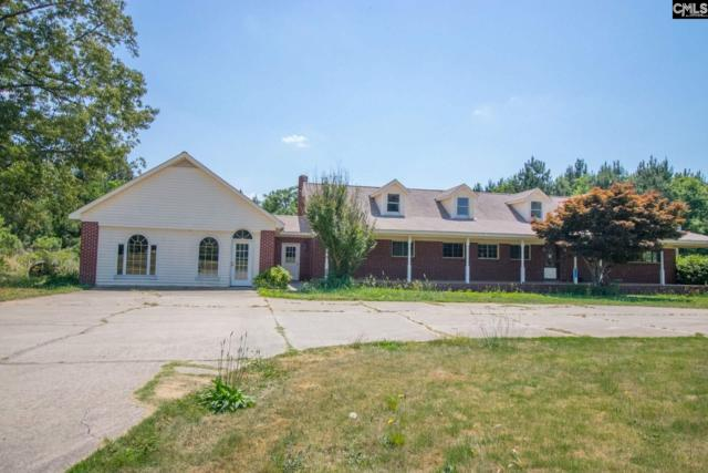 3334 Columbia Highway, Leesville, SC 29070 (MLS #454411) :: Home Advantage Realty, LLC