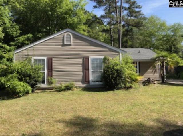 208 Sloan Road, Columbia, SC 29223 (MLS #454692) :: Home Advantage Realty, LLC