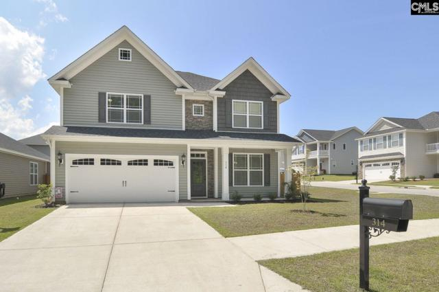 314 Clearbrook Circle, Lexington, SC 29072 (MLS #455416) :: Home Advantage Realty, LLC