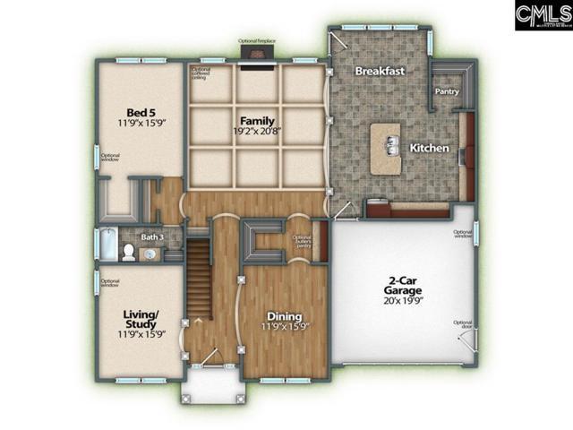 563 New Cut Lane, Blythewood, SC 29016 (MLS #456478) :: Home Advantage Realty, LLC
