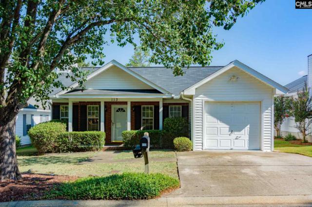 113 Twin Oaks Lane, Columbia, SC 29209 (MLS #456659) :: Home Advantage Realty, LLC