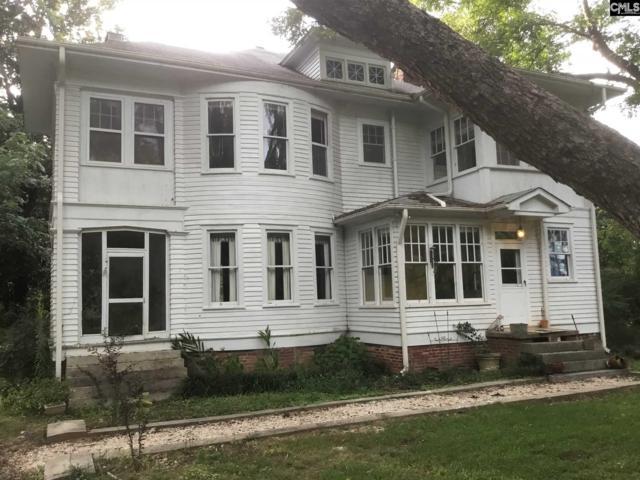208 Patrick Road, Winnsboro, SC 29180 (MLS #456726) :: Home Advantage Realty, LLC