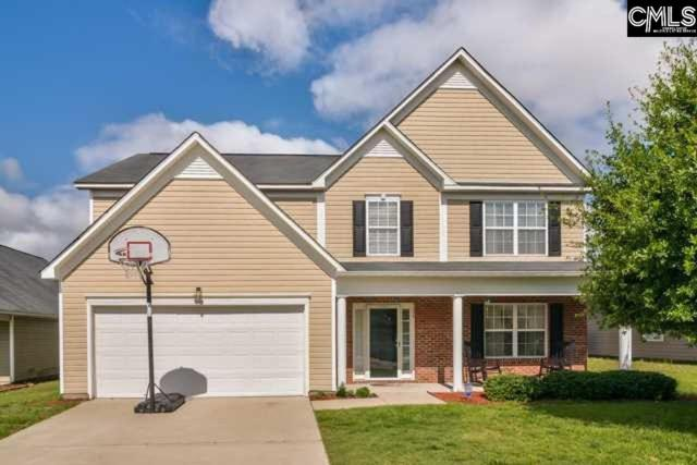 24 Robins Egg Court, Columbia, SC 29229 (MLS #456901) :: The Olivia Cooley Group at Keller Williams Realty