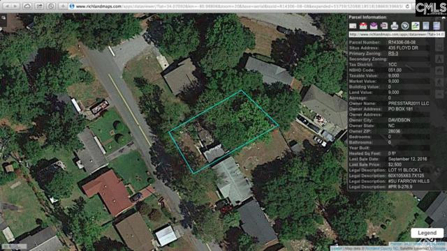 435 Floyd Drive, Columbia, SC 29203 (MLS #457092) :: EXIT Real Estate Consultants