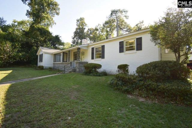 3309 Earlewood Dr, Columbia, SC 29201 (MLS #457689) :: The Olivia Cooley Group at Keller Williams Realty