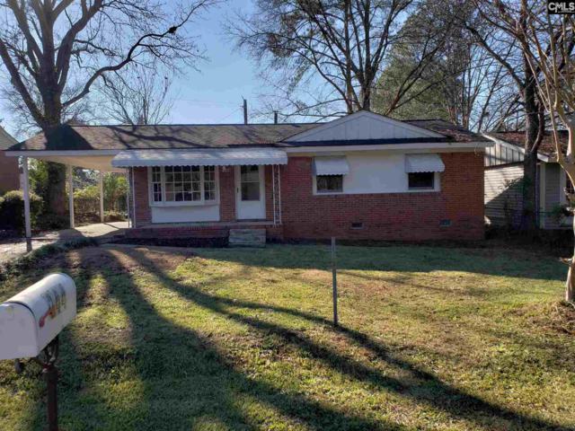 444 Floyd Drive, Columbia, SC 29203 (MLS #458311) :: EXIT Real Estate Consultants