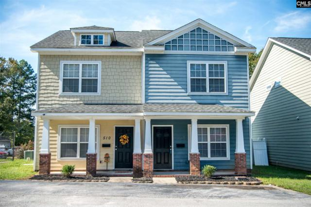 508 Idlewood Park #3, West Columbia, SC 29170 (MLS #458390) :: EXIT Real Estate Consultants