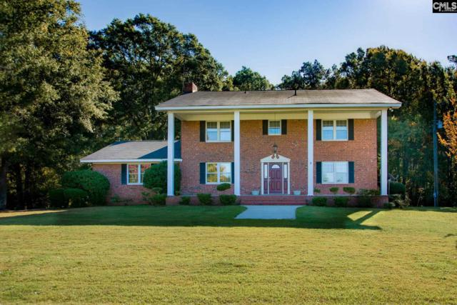 540 Central School Road, Pomaria, SC 29126 (MLS #459420) :: RE/MAX AT THE LAKE