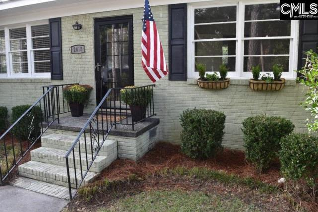 2415 Carroll Drive, Columbia, SC 29204 (MLS #459552) :: The Olivia Cooley Group at Keller Williams Realty