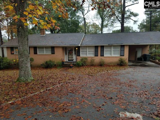 3402 Deerfield Dr, Columbia, SC 29204 (MLS #459619) :: The Olivia Cooley Group at Keller Williams Realty