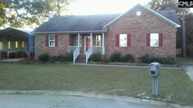 305 Yardley Farms Court, West Columbia, SC 29170 (MLS #459813) :: EXIT Real Estate Consultants