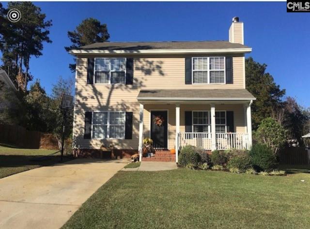 126 Black Creek Lane, Irmo, SC 29063 (MLS #459951) :: Home Advantage Realty, LLC