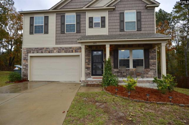 505 Buckhaven Way, Columbia, SC 29229 (MLS #460047) :: The Olivia Cooley Group at Keller Williams Realty