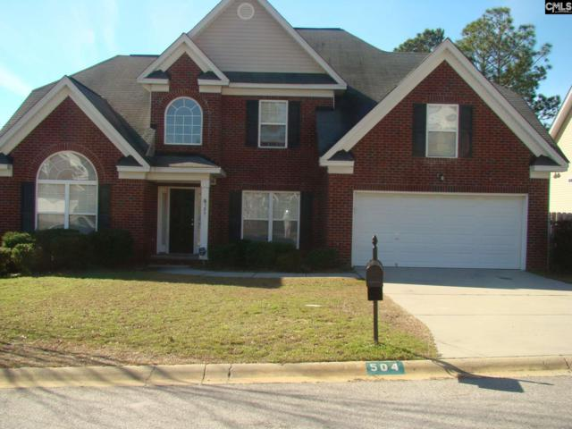 504 Douglas Fir Lane, Columbia, SC 29229 (MLS #462294) :: The Neighborhood Company at Keller Williams Palmetto