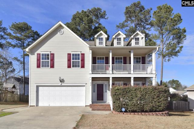 504 Staffwood Drive, Irmo, SC 29063 (MLS #463316) :: EXIT Real Estate Consultants