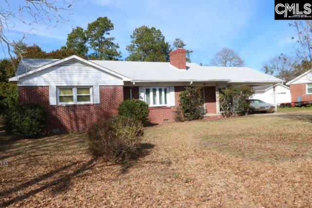 806 Kirkland Street, Camden, SC 29020 (MLS #463581) :: Home Advantage Realty, LLC