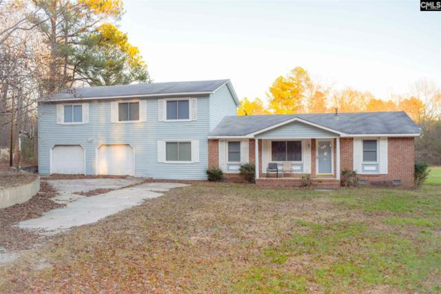 633 Qualls Road, Ridgeway, SC 29130 (MLS #463626) :: The Olivia Cooley Group at Keller Williams Realty