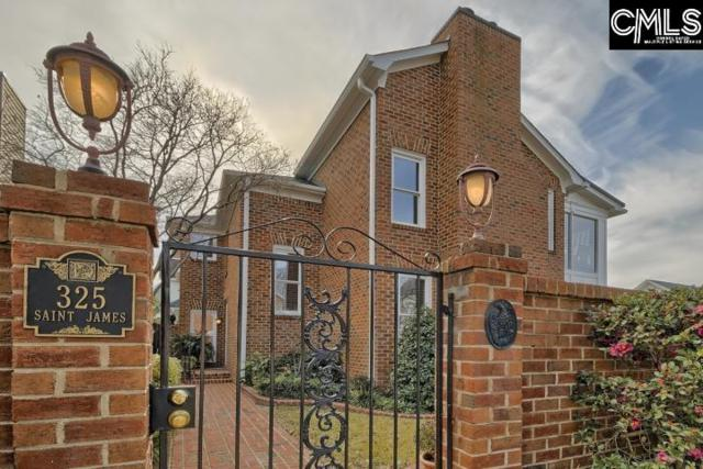 325 Saint James Street, Columbia, SC 29205 (MLS #463964) :: The Olivia Cooley Group at Keller Williams Realty