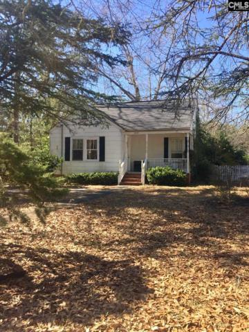 1609 Lakeview Avenue, Camden, SC 29020 (MLS #464113) :: EXIT Real Estate Consultants
